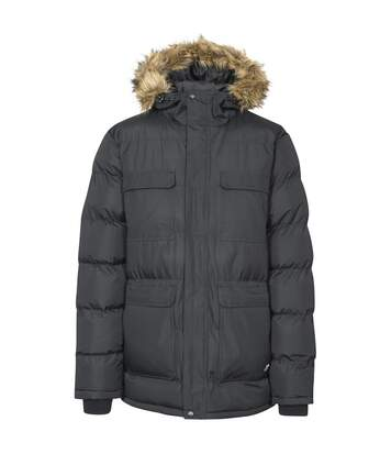 Trespass Mens Baldwin Padded Waterproof Jacket (Black) - UTTP4248