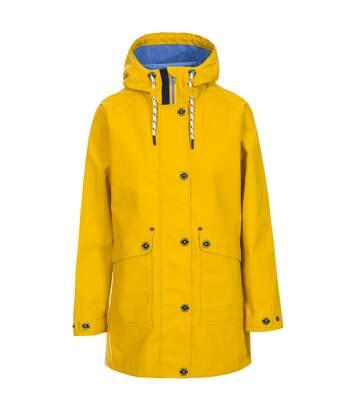 Trespass Womens/Ladies Shoreline Rain Jacket (Yellow) - UTTP4793