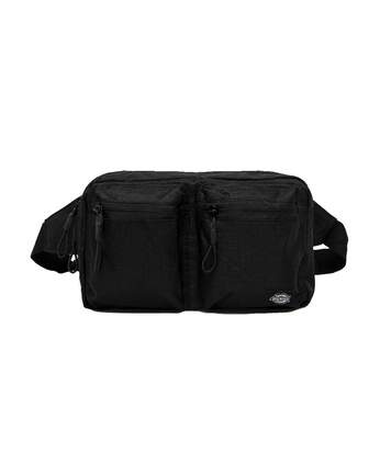 Sacoche noire homme Dickies Fort Spring Waistpack
