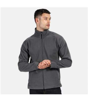 Regatta Mens Thor III Fleece Jacket (Seal Grey) - UTBC824