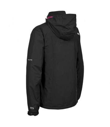 Trespass Womens/Ladies Malissa Lightly Padded Waterproof Jacket (Black) - UTTP3070