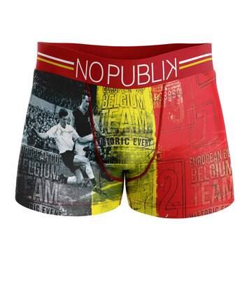 boxer homme microfibre belgique