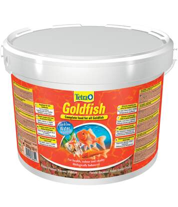 Aliment complet Tetra goldfish 10 litres