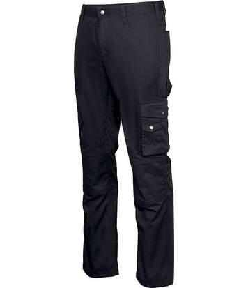 pantalon homme multipoches - travail - K795 - noir