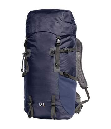 Sac à dos trek 35 L - 1814014 - bleu marine