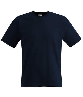 T-Shirt À Manches Courtes - Homme (Bleu nuit) - UTBC3904
