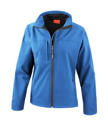 Result Womens Softshell Premium 3 Layer Performance Jacket (Waterproof, Windproof & Breathable) (Red) - UTBC2045