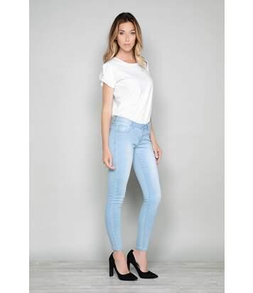 T-shirt manches courtes fantaisies TRUST Off White