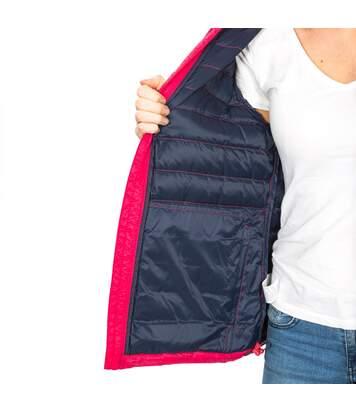 Trespass Womens/Ladies Arabel Down Jacket (Raspberry) - UTTP3278