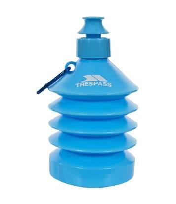 Trespass Squeezi - Gourde Repliable (500Ml) (Bleu) (Taille unique) - UTTP557