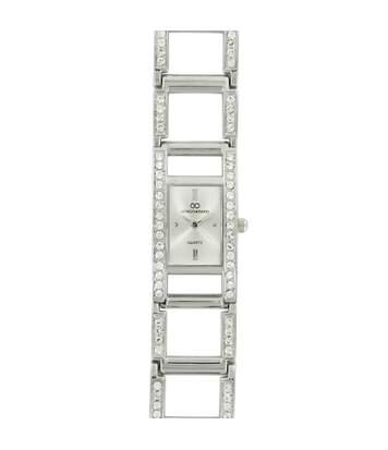 Montre Femme GIORGIO bracelet Acier Argenté