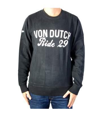 Sweat Von Dutch Ride
