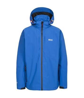 Trespass Mens Kumar Waterproof DLX Jacket (Electric Blue) - UTTP3286
