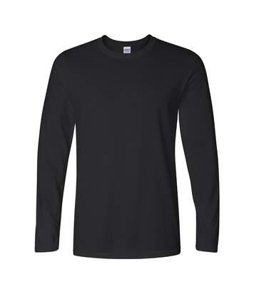 T-Shirt À Manches Longues Gildan Pour Homme (Gris sport) - UTBC488