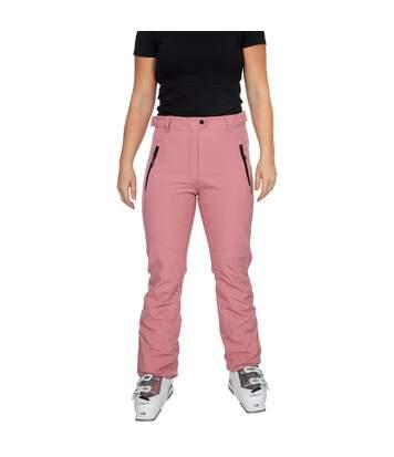 Trespass - Pantalon De Ski Amaura - Femme (Rose clair) - UTTP3053