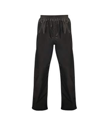 Regatta - Sur-Pantalon Pro - Homme (Noir) (XS) - UTRG3574