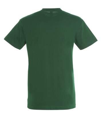 SOLS Mens Regent Short Sleeve T-Shirt (Bottle Green) - UTPC288