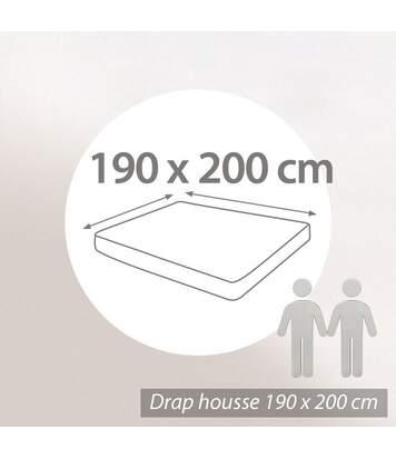 Protège matelas imperméable 190x200 cm Antony