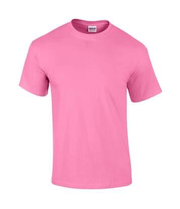 Gildan - T-Shirt À Manches Courtes - Homme (Gris cendre) - UTBC475
