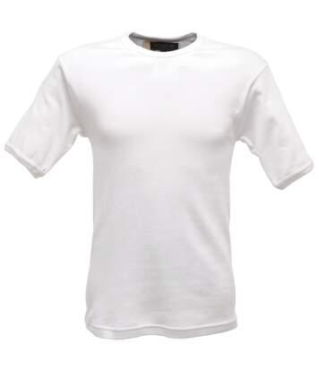 Regatta Mens Thermal Underwear Short Sleeve Vest / T-Shirt (Blue) - UTRG1427