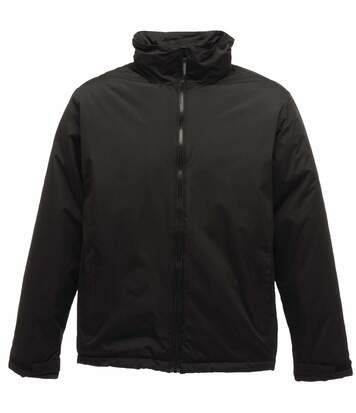 Regatta Mens Classic Waterproof Shell Jacket (Black) - UTRW4586