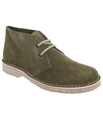Roamers - Desert Boots - Femme (Kaki) - UTDF230