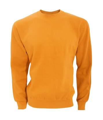 Sg - Sweatshirt - Homme (Orange vif) - UTBC1066