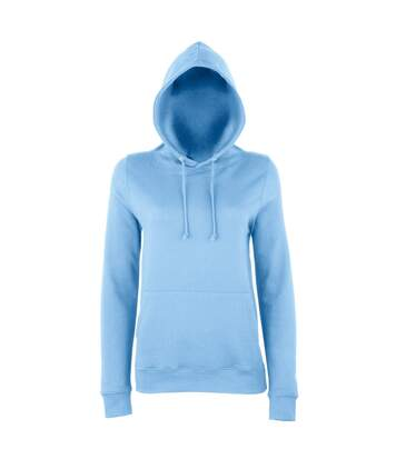 Awdis Just Hoods - Sweatshirt À Capuche - Femme (Bleu ciel) - UTRW3481