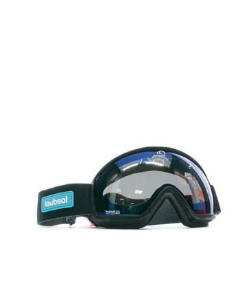 Masque de ski bleu homme Loubsol Ultime