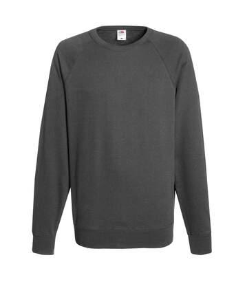 Fruit Of The Loom - Sweatshirt Léger - Homme (Graphite clair) - UTBC2653