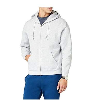 Fruit Of The Loom Mens Premium 70/30 Hooded Zip-Up Sweatshirt / Hoodie (Royal Blue) - UTRW3161
