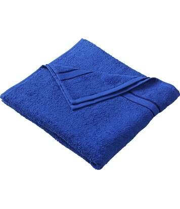 Drap de bain - éponge - MB438 - bleu roi