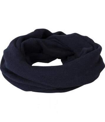 Echarpe - Tour de cou adulte - Taille unique - MB7302 - bleu denim