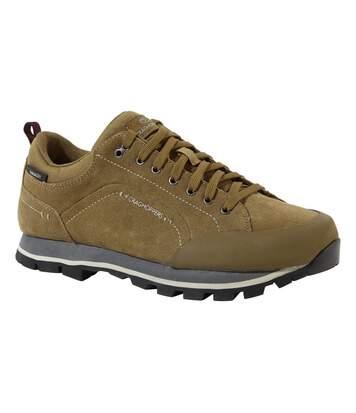 Craghoppers Mens Onega Suede Shoe (Kangaroo) - UTCG1393