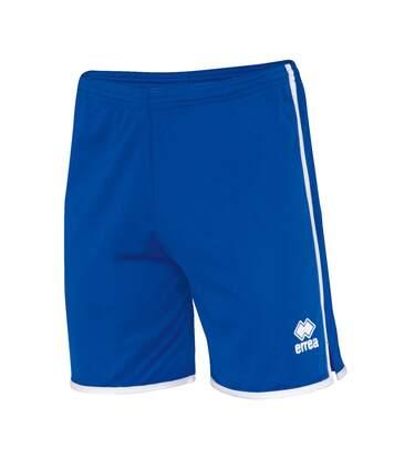 Errea Mens Bonn Sport Shorts (Blue/White) - UTPC2031