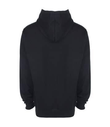 FDM Unisex Plain Original Hooded Sweatshirt / Hoodie (300 GSM) (Black) - UTBC2024