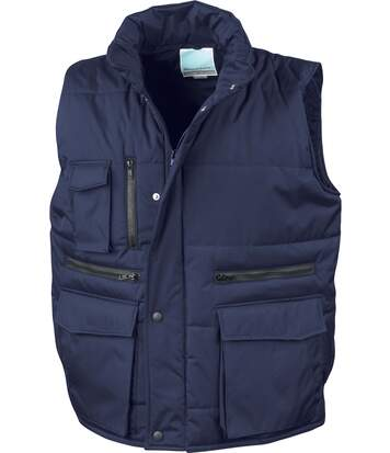 Gilet sans manche multipoches Royal Blue