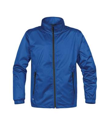 Stormtech Mens Axis Lightweight Shell Jacket (Waterproof And Breathable) (Royal/Black) - UTBC3070