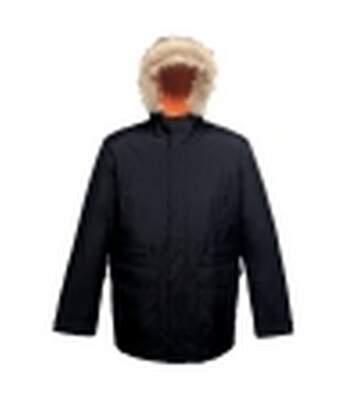 Regatta Professional Mens Classic Parka Jacket (Black) - UTRG3235