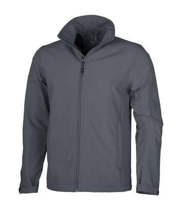 Elevate Mens Maxson Softshell Jacket (Storm Grey) - UTPF1866