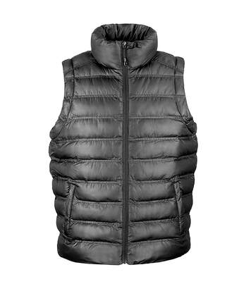 Result Mens Ice Bird Padded Bodywarmer / Gilet Jacket (Black) - UTBC2726