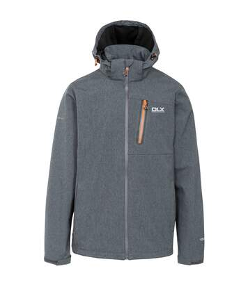 Trespass Mens Ferguson Waterproof Jacket (Dark Grey Marl) - UTTP4068
