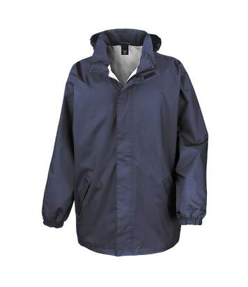 Result Mens Core Midweight Waterproof Windproof Jacket (Navy Blue) - UTBC899