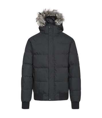 Trespass Mens Calgary DLX Down Jacket (Black) - UTTP4282