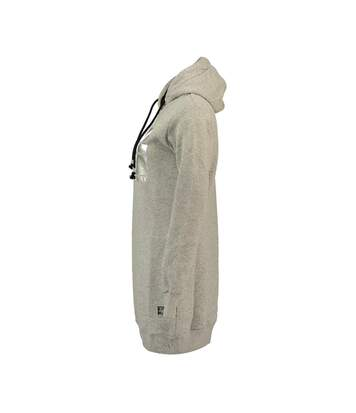 Robe sweat grise femme Geographical Norway Fabienne Lady 100