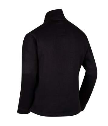 Regatta Mens Braden Fleece (Black) - UTRG3065
