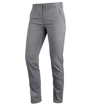 Pantalon professionnel femme en Chino Würth MODYF gris