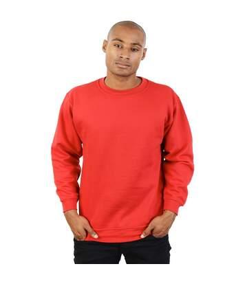Absolute Apparel - Sweat-Shirt Magnum - Homme (Rouge) - UTAB111