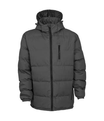 Trespass Mens Clip Padded Jacket (Flint) - UTTP842