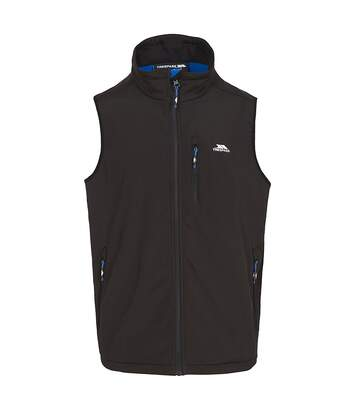 Trespass Mens Vassus Soft-shell Jacket (Black) - UTTP3800